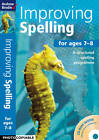 Improving Spelling 7-8 by Andrew Brodie (Mixed media product, 2011)