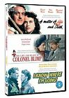 Classic Films Triple - The Life And Death of Colonel Blimp/A Matter Of Life And Death/I Know Where I'm Going (DVD, 2008, 3-Disc Set, Box Set)