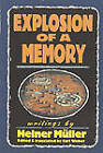 Explosion of a Memory by Heiner Muller (Paperback, 2001)