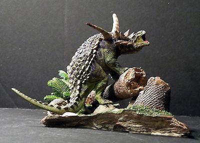 "1/30th scale Sauropelta dinosaur resin model kit 7""- Creative Beast Studio"