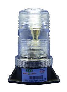 B6L4PAC-CLEAR-85-265V-AC-EMERGENCY-WARNING-LED-LIGHT-BEACON-110V-120V-220V-240V