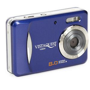 VistaQuest-VQ-8224-8-0-MP-Digital-Camera-2-4-034-LCD-Video-Recording-Mode