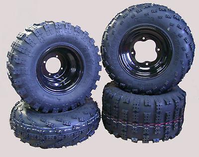 Quad Komplettradsatz Gelände Stahl Kawasaki KFX 400 450R KFX400 KFX450 R 450