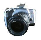 Canon EOS Rebel Ti / 300V 35mm SLR Film Camera with 28-90 mm lens Kit