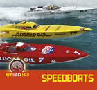 Speed Boats by Kate Riggs (Hardback, 2011)