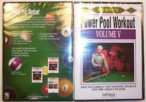 Robert-Byrne-039-s-POWER-POOL-WORKOUT-DVD-Volume-5