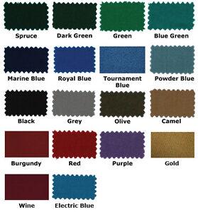 New-Worsted-Pool-Table-Cloth-for-8ft-Table-High-Speed-Billiard-Cloth-Felt