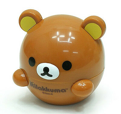 Rilakkuma Car air freshener / Jasmine flavor (brown)