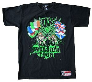 Dx-Army-D-Generation-X-Official-Wwe-Wrestling-Invasion-Tour-2009-T-SHIRT-S-170
