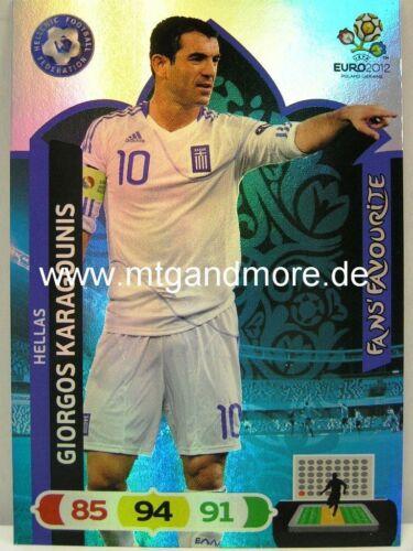 ADRENALYN xl Euro EM 2012-FANS FAVOURITE choisir partie 1 #241-257