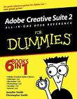 Adobe Creative Suite 2 All-in-One Desk Reference For Dummies by Jennifer Smith, Christopher Smith (Paperback, 2005)