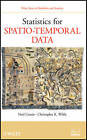 Statistics for Spatio-Temporal Data by Noel Cressie, Christopher K. Wikle (Hardback, 2011)