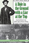 A Hole in the Ground with a Liar at the Top: Fraud and Deceit in the Golden Age of American Mining by Dan Plazak (Paperback, 2010)