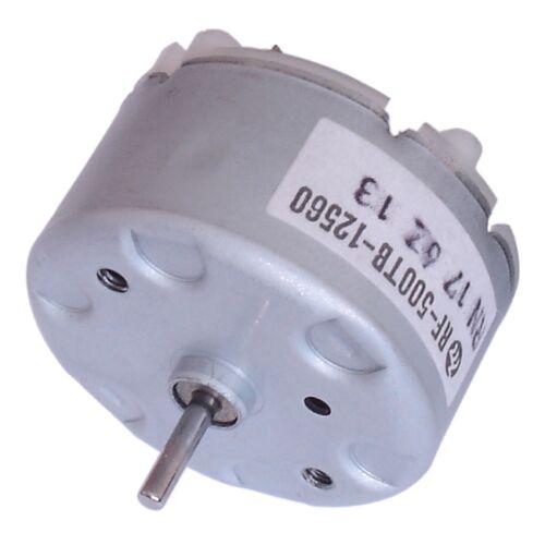 Miniature petit moteur électrique brossé 1,5 V 12 V CC pour modèles crafts robots