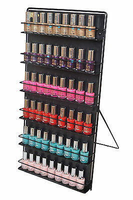 Nail polish rack  (FREE STANDING OR WALL MOUNT) From the Avonstar classic range