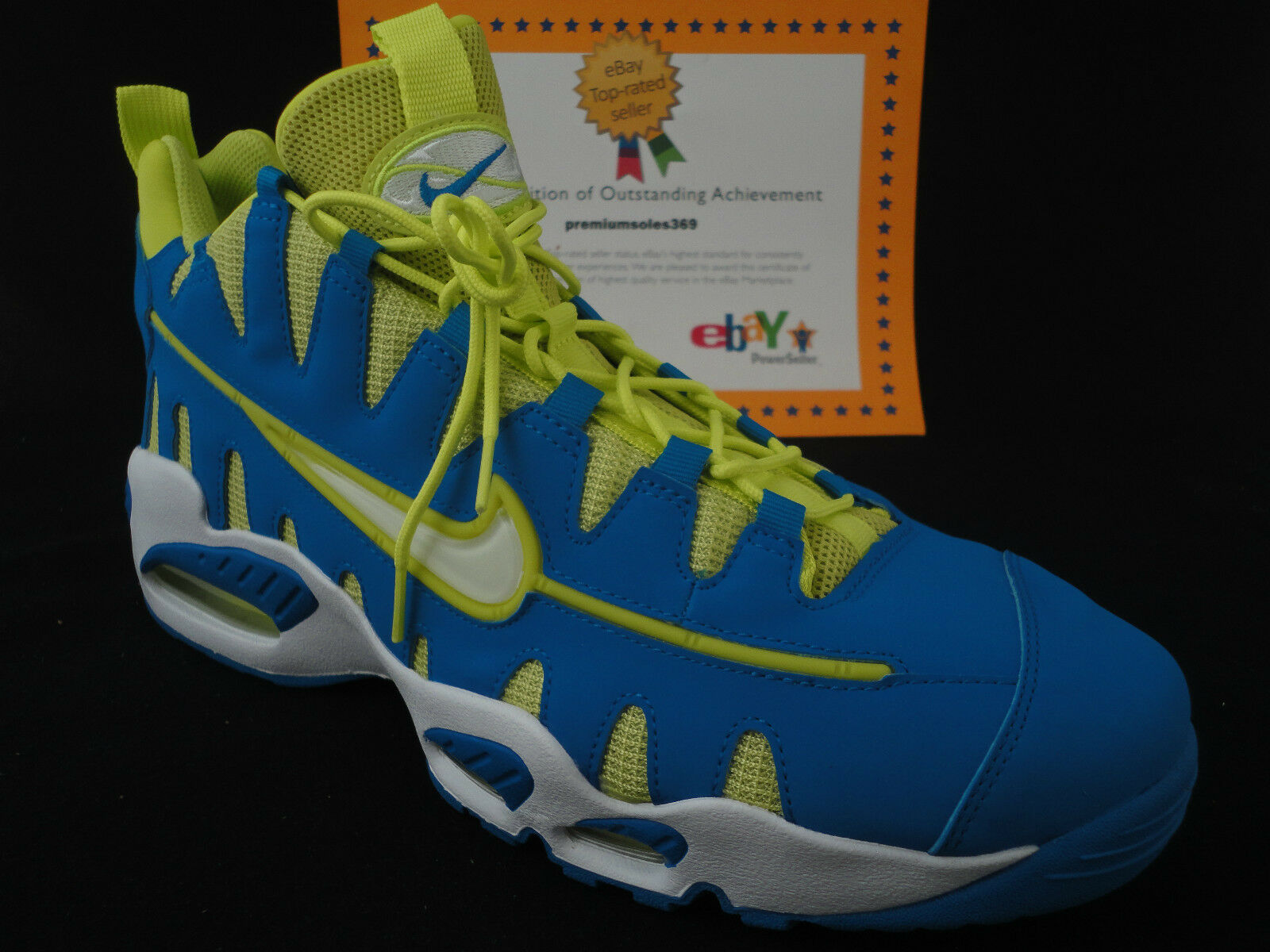 Nike Air Max NM Hideo Nomo, Sz 11, Sprite