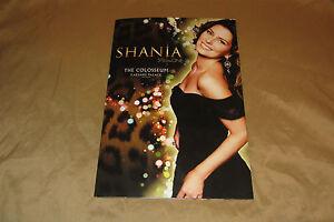 Shania-Twain-Show-Program-Las-Vegas-Still-the-One