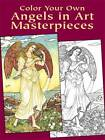 Color Your Own Angels in Art Master by Marty Noble (Mixed media product, 2003)