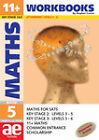 11+ Maths: Maths for SATS, 11+ and Common Entrance: Bk. 5: Workbook by Stephen C. Curran (Paperback, 2002)