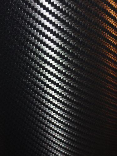 Film vinyle autocollant 3D carbone noir brillant 3M DI NOC CA-1170 1,22M x 100CM