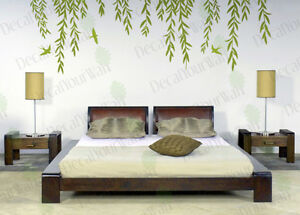 Image Is Loading Willow Tree Wall Decal Tree Branch Removable Vinyl