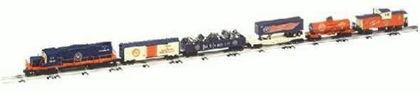 NEW LIONEL 21952  -2000 SERVICE STATION SPECIAL SET- NEW