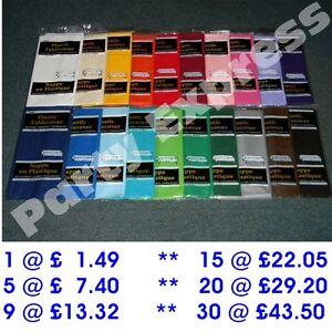 Plastic-Table-Cover-Cloth-Round-213cm-84-034-20-colours-BULK-BUY-SAVINGS-FREE-P-P