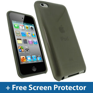 Black-TPU-Gel-Case-for-Apple-iPod-Touch-4th-Gen-4G-Bumper-iTouch-Skin-Cover