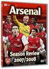 Arsenal - Season Review (DVD, 2008)