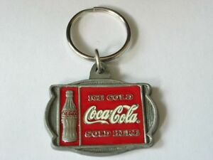 Coca-Cola-Key-Chain-ICE-COLD-Coca-Cola-SOLD-HERE