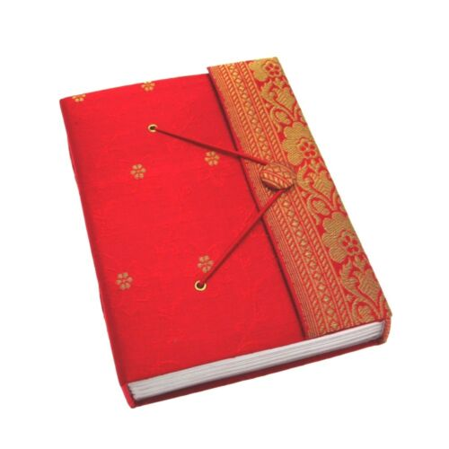 Sari Large Journal Notebooks Fair Trade, Eco Friendly