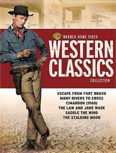 Warner-Home-Video-Western-Classics-Collection-DVD-2008-6-Disc-Set