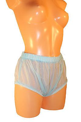 PVC Windelhose Gummihose Inkontinenz Adultbaby AB/DL Diapers Adult fetisch S-3XL