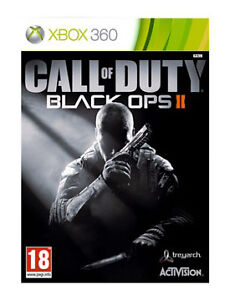 CALL-OF-DUTY-BLACK-OPS-2-XBOX-360-Xbox-One-Excellent-1st-Class-Delivery