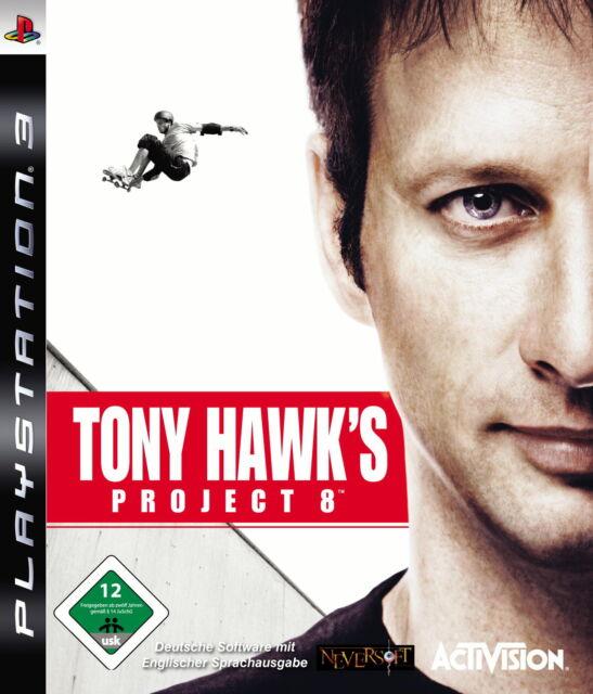 Tony Hawk's Project 8 (Sony PlayStation 3, 2007)