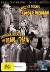 Sherlock Holmes - The Spider Woman / Sherlock Holmes - The Pearl Of Death (DVD, 2012)