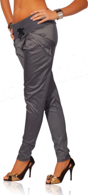 JAPAN STYLE PANTS Sexy & Trendy Fashion Harem Pants Sizes 8 - 16 UK 1021