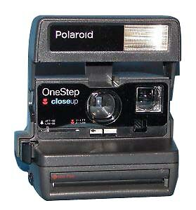 Polaroid One Step Close up 600 Instant Film Camera   eBay d36bdb6c4e