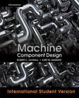 Machine Component Design by Robert C. Juvinall, Kurt M. Marshek (Paperback, 2012)