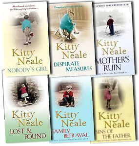 Kitty-Neale-Collection-6-Books-Set-Pack-New-RRP-36-94