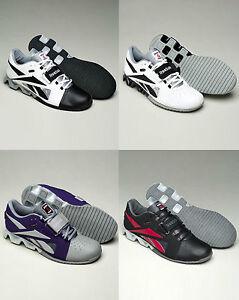 Mens-Reebok-Oly-Weightlifting-Powerlifting-CrossFit-Shoes
