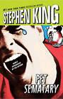 Pet Sematary by King (Paperback / softback, 2002)