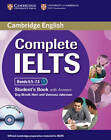Complete IELTS Bands 6.5-7.5 Student's Book with Answers with CD-ROM by Vanessa Jakeman, Guy Brook-Hart (Mixed media product, 2013)