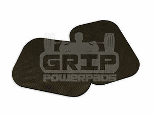 GRIP-POWER-PADS-ALTERNATIVE-TO-GYM-GLOVES-Weight-Lifting-Straps-amp-Gloves