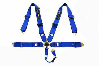"5 point TITON 3"" FIA race rally drift harness seat belt"