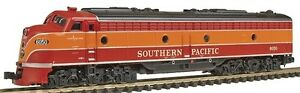 "N PROTO EMD E8 Diesel Locomotive SP Southern Pacific ""Daylight"" #6050 920-34085"
