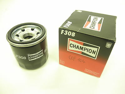 CHAMPION FILTRO OLIO COF104 PER TRIUMPH   800 Bonneville (2005 2006)