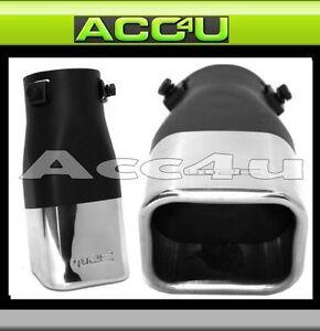 wrc logo voiture sports echappement aluminium carr embout. Black Bedroom Furniture Sets. Home Design Ideas