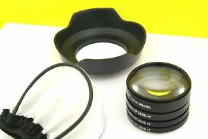 Macro-Close-up-Lenses-Lens-Kit-for-PANASONIC-LUMIX-G6-with-14-140mm-Lens