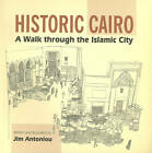 Historic Cairo: A Walk Through the Islamic City by J. Antoniou (Paperback, 1999)